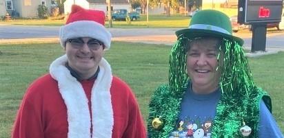 mr. b and ms. hoadley