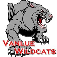Vanlue Wildcats logo